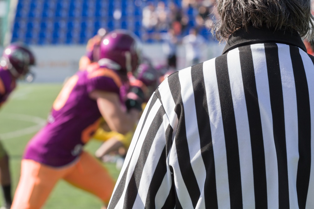 How to Become a Sports Official