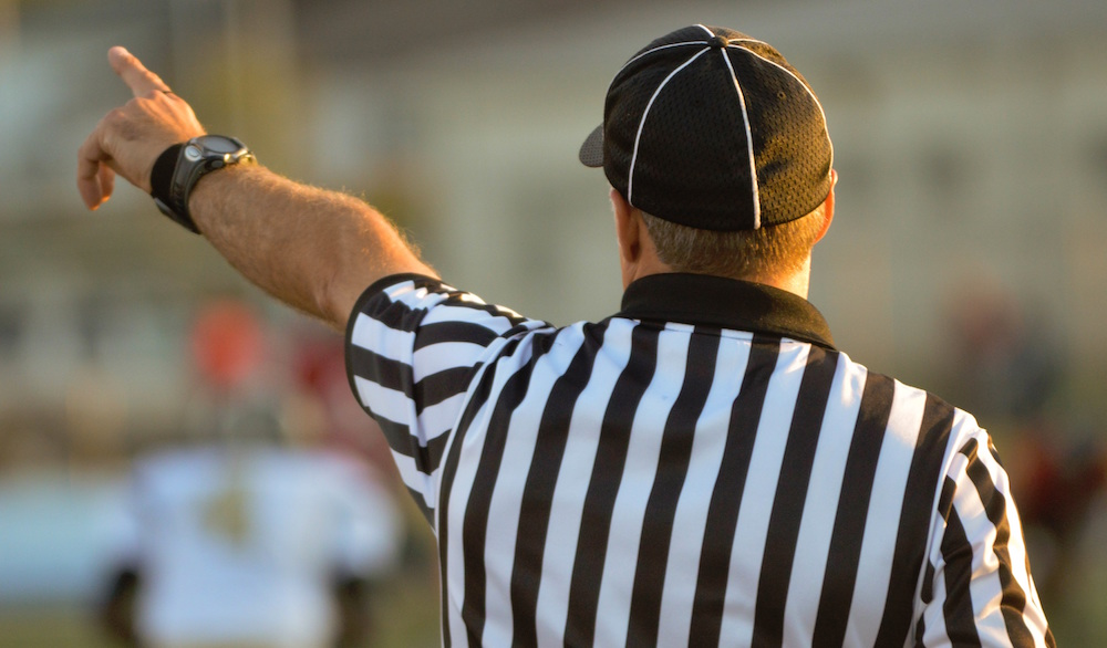 The Game Official: Qualities that Make Game Officials Great